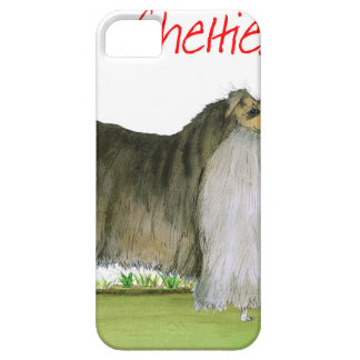 we luv shetland sheepdogs from Tony Fernandes iPhone 5 Cases