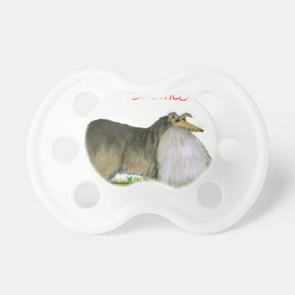 we luv shetland sheepdogs from Tony Fernandes Pacifier