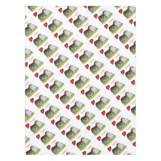 we luv shetland sheepdogs from Tony Fernandes Tablecloth