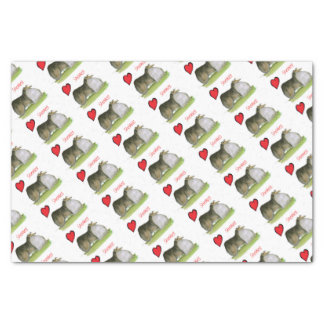 we luv shetland sheepdogs from Tony Fernandes Tissue Paper
