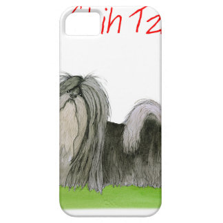 we luv shih tzus from Tony Fernandes Case For The iPhone 5