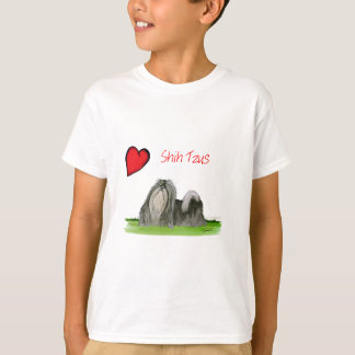 we luv shih tzus from Tony Fernandes T-Shirt