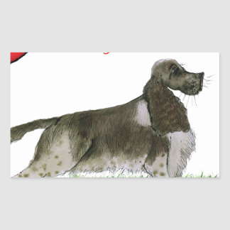 we luv springer spaniels from Tony Fernandes Sticker