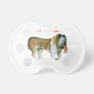 we luv st bernards from Tony Fernandes Pacifier