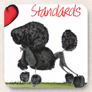 we luv standard poodles from Tony Fernandes Coaster