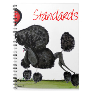 we luv standard poodles from Tony Fernandes Notebooks