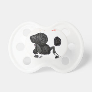 we luv standard poodles from Tony Fernandes Pacifier