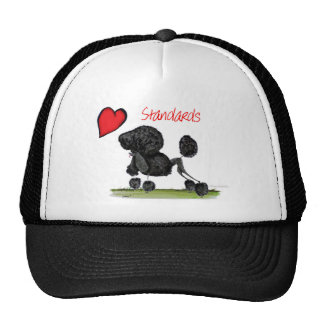 we luv standard poodles from Tony Fernandes Trucker Hat
