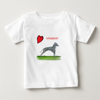 we luv weimaraners from Tony Fernandes Baby T-Shirt