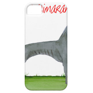 we luv weimaraners from Tony Fernandes iPhone 5 Cover