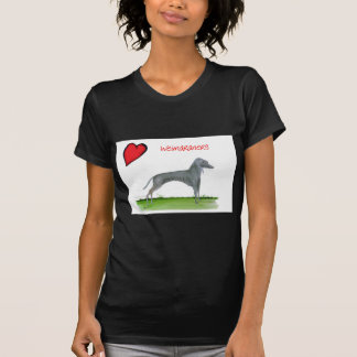 we luv weimaraners from Tony Fernandes T-Shirt