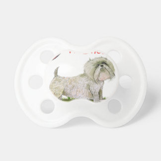we luv westies from Tony Fernandes Baby Pacifier