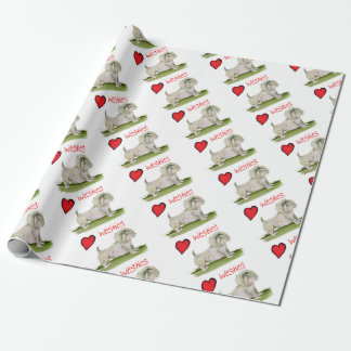 we luv westies from Tony Fernandes Wrapping Paper