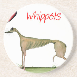 we luv whippets from Tony Fernandes Coaster