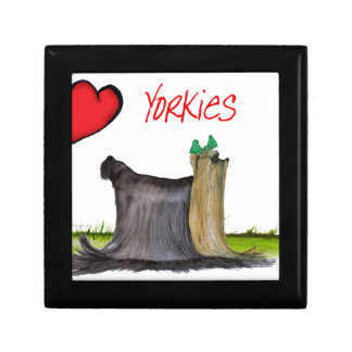 we luv yorkies from Tony Fernandes Gift Box