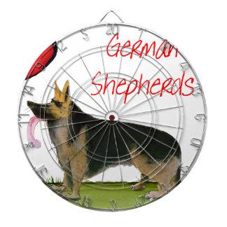we luve german shepherds from Tony Fernandes Dartboard