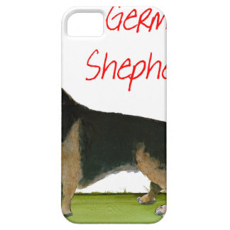 we luve german shepherds from Tony Fernandes iPhone 5 Cases