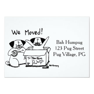 We Moved! Card