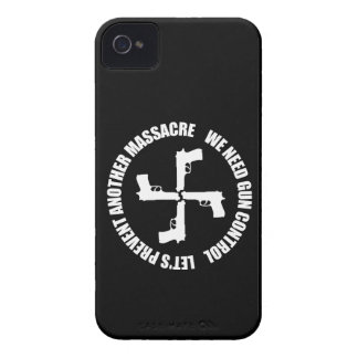 We Need Gun Control iPhone 4 Case-Mate Case