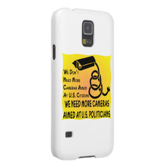 We Need More Cameras Aimed At U.S. Politicians Case For Galaxy S5
