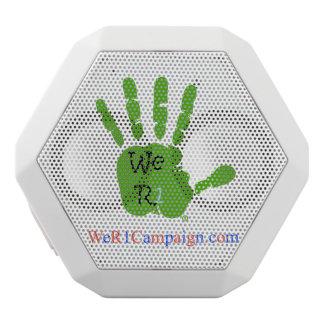 We R1 Green Hand Bluetooth Speaker