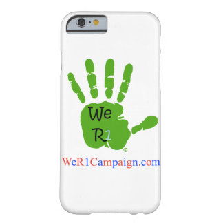 We R1 Green Hand Phone Case