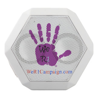 We R1 Purple Hand Bluetooth Speaker