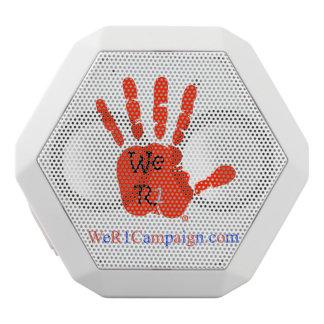 We R1 Red Hand Bluetooth Speaker