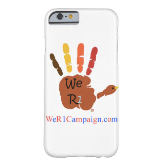 We R1 Thanksgiving Hand Phone Case