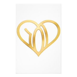WE R LOVE - logo - applied Heart Stationery