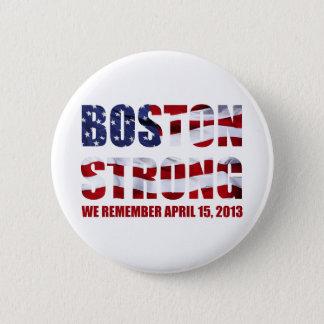 We Remember Boston 2 Inch Round Button