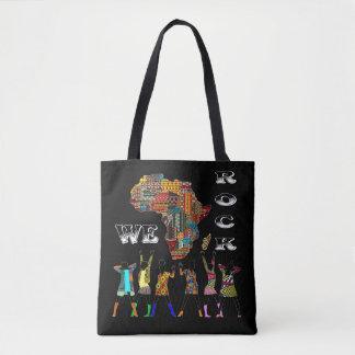 We Rock! Tote Bag