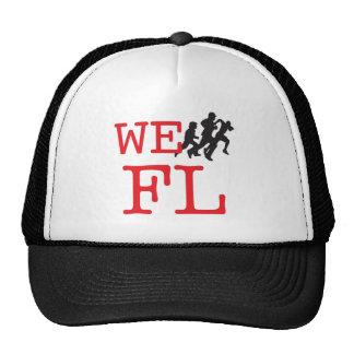 We Run FL Trucker Hat
