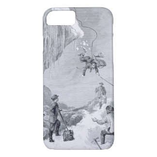 'We Saw a Toe - It Seemed to Belong to Moore - We iPhone 7 Case