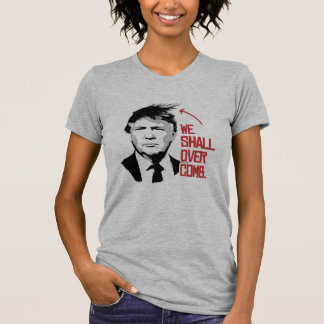 We Shall Over Comb - -  T-Shirt