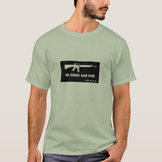 We Shoot EMO Kids T-Shirt