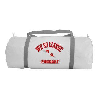 We So Classic Duffel Bag