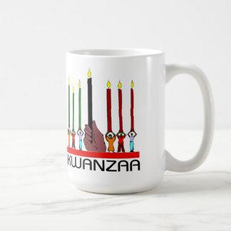 We Stand Tall Kwanzaa Mug
