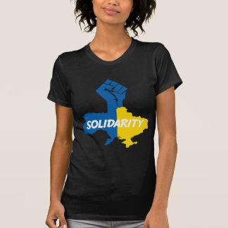 We stand with Ukraine T-Shirt