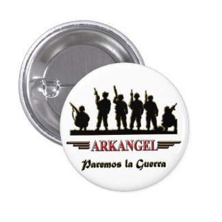 We stop the Arkangel War pin