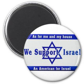 We Support Israel Magnet