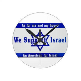 We Support Israel Round Clock
