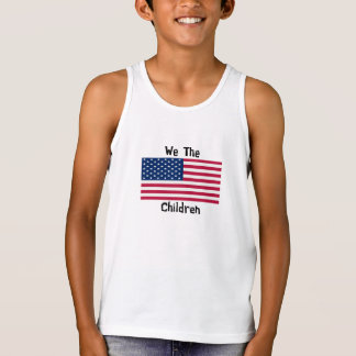 We The Children Tank Top