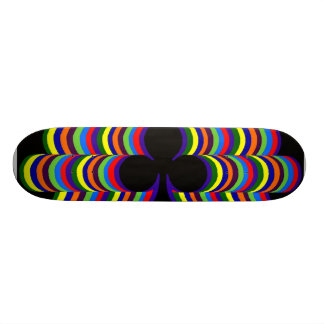 We the Clubs Skate Deck