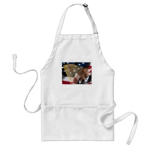 We the People...Barack Obama & the Constitution Apron