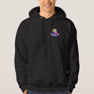 We The People Eagle Blue Banner Hoodie