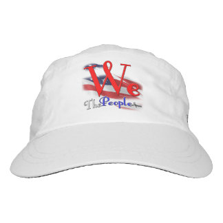 We The People Flag Logo Cap