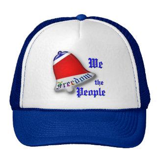 We the People Trucker Hats
