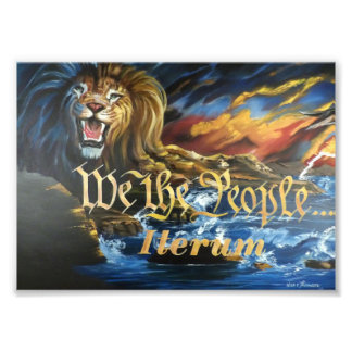 we the people iterum lion photo