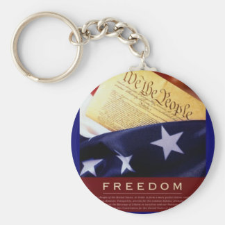 """WE The People"" Keychain"